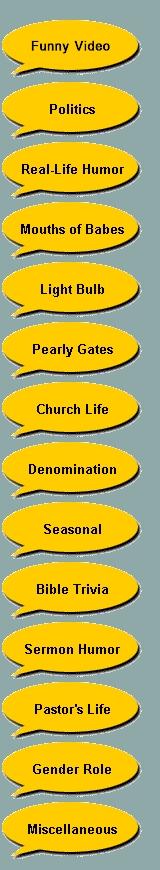 Church Life Humor, Jokes by JavaCasa